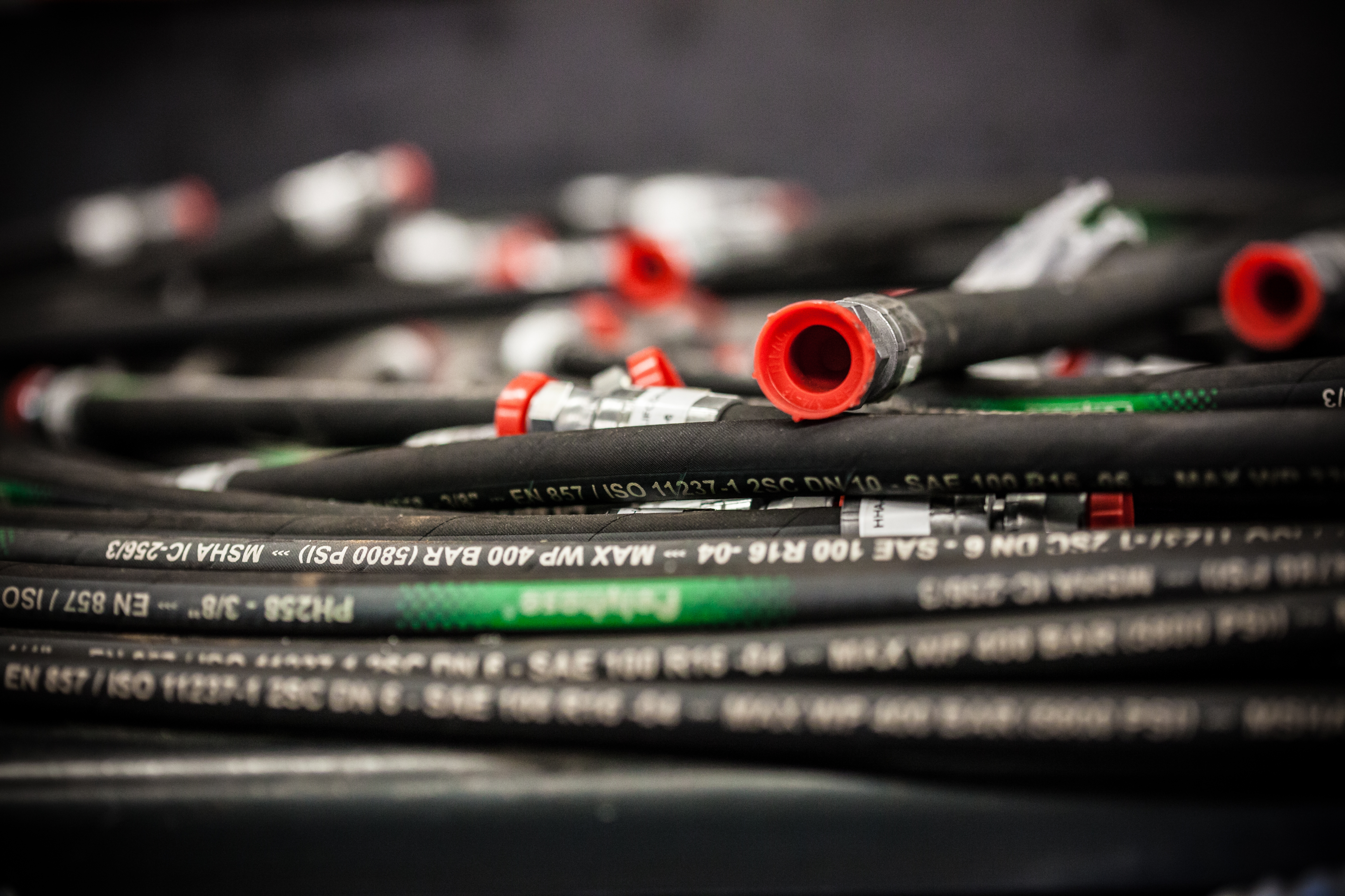 Be Proactive With Your Hydraulic Hose Fittings | Seaway